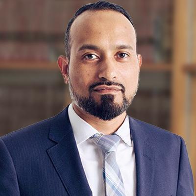 Dr. Omar Mahmood